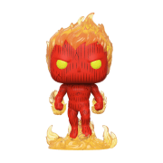 Pop! Vinyl Fantastic Four POP! Marvel Vinyl Figure Human Torch 9 cm
