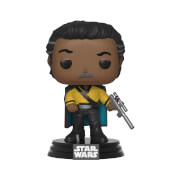 Pop! Vinyl Star Wars Episode IX POP! Movies Vinyl Figure Lando Calrissian 9 cm