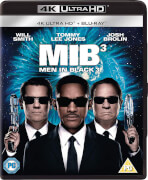 Sony Pictures Entertainment Men In Black 3 - 4K Ultra HD (Includes Blu-ray)