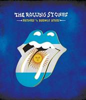 The Rolling Stones - BRIDGES TO BUENOS AIRES LIVE Blu-ray