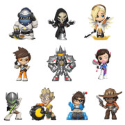 Mystery Minis Overwatch Mini Vinyl Figures 6 cm Display (12)