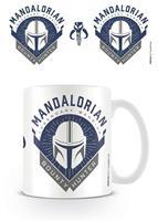 Pyramid International Star Wars The Mandalorian Mug Bounty Hunter
