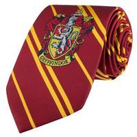 Cinereplicas Harry Potter Woven Necktie Gryffindor New Edition