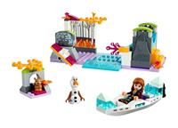 LEGO Disney Frozen 2 Anna's kano-expeditie 41165
