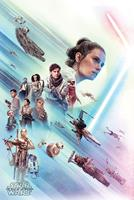 Pyramid International Star Wars Episode IX Poster Pack Rey 61 x 91 cm (5)