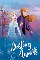 Pyramid International Frozen 2 Poster Pack Destiny Awaits 61 x 91 cm (5)