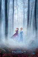 Pyramid International Frozen 2 Poster Pack Woods 61 x 91 cm (5)