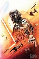 Pyramid International Star Wars Episode IX Poster Pack Kylo Ren 61 x 91 cm (5)