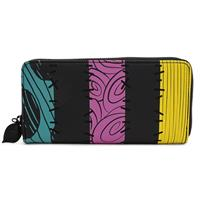 Loungefly Nightmare before Christmas by  Wallet Striped