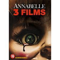 Annabelle 1-3 DVD