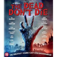 The Dead Don't Die Blu-ray