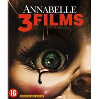 Annabelle 1-3 Blu-ray