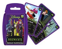 Winning Moves Disney Villains Card Game Top Trumps *German Version*