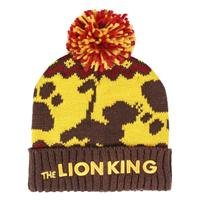 Cerdá The Lion King Beanie Pompon Logo