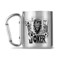 GB eye DC Comics Carabiner Mug The Joker