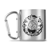GB eye Rick and Morty Carabiner Mug Rick and Morty