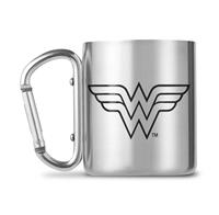 GB eye DC Comics Carabiner Mug Wonder Woman