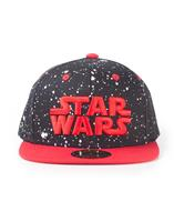 Difuzed Star Wars Red space snapback