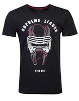 Difuzed Star Wars Episode IX T-Shirt Kylo Ren Size S
