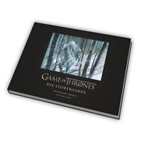 Zauberfeder Game of Thrones Book Die Storyboards *German Version*