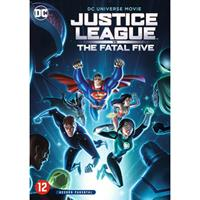 Justice league vs. The fatal five (DVD)