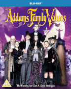 Paramount Home Entertainment Addams Family Values