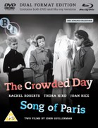 BFI Adelphi Verzameling Volume 3: Crowded Day /Song of Paris Dual Format Editie [Blu-ray+DVD]