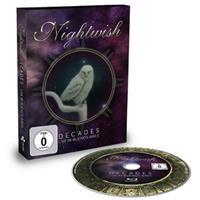 Nightwish - Decades: Live.. -BR+DVD-