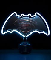 Groovy Batman v Superman Neon Light Logo 24 x 30 cm
