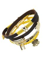 Bioworld Harry Potter Wristband Set Hufflepuff Arm Party