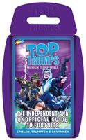 Winning Moves Independent & Unofficial Guide to Fortnite Card Game Top Trumps *German Version*