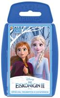 Winning Moves Frozen 2 Card Game Top Trumps *German Version*