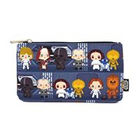 Loungefly Star Wars by  Coin/Cosmetic Bag Chibi Characters