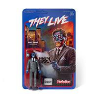 Super7 They Live ReAction Action Figure Male Ghoul 10 cm