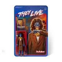 Super7 They Live ReAction Action Figure Female Ghoul 10 cm