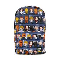 Loungefly Star Wars by  Backpack Chibi Characters