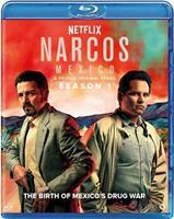 Narcos Mexico - Seizoen 1 (Blu-ray)