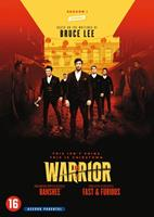 Warrior - Seizoen 1 DVD