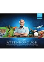 David Attenborough box (DVD)