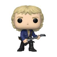 Funko Def Leppard POP! Rocks Vinyl Figure Phil Collen 9 cm