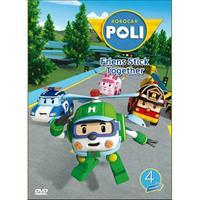 Robocar Poli - Vrienden voor altijd (DVD)