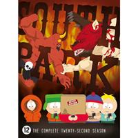 South park - Seizoen 22 (DVD)
