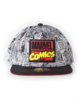 Difuzed Marvel Comics Snapback Cap AOP