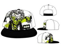 PCM Batman Snap Back Cap Joker