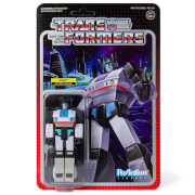 Super7 Transformers ReAction Action Figure Wave 1 Jazz 10 cm