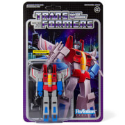 Transformers ReAction Action Figure Wave 1 Starscream 10 cm