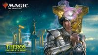 Wizards of the Coast Magic the Gathering Theros par-delà la mort Deck Builder´s Toolkit french