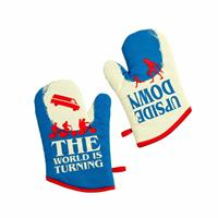 Funko Stranger Things Oven Gloves Upside Down