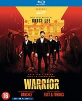 Warrior - Seizoen 1 Blu-ray
