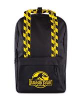 Difuzed Jurassic Park Backpack Caution Tape